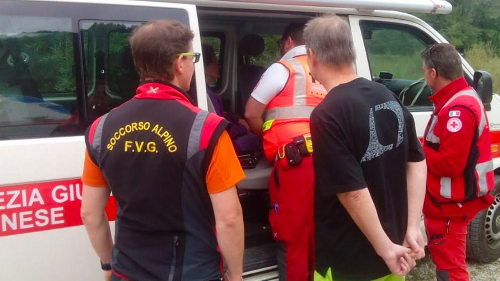 Trovato sano e salvo l'anziano disperso a Moggio Udinese