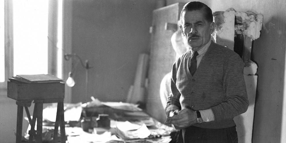 """Cresce l'attesa per la mostra """"Mario Sironi. Dal Futurismo al Classicismo 1913-1924"""" in arrivo a Pordenone"""