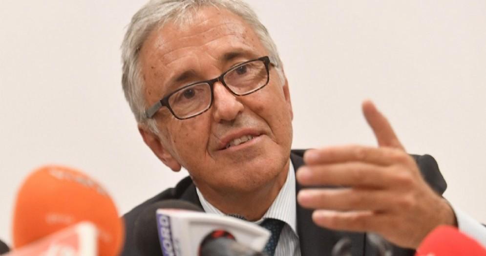 Giovanni Castellucci, amministratore delegato di Autostrade per l'Italia