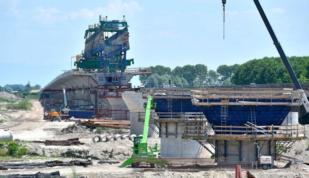 Autovie Venete spende 14 milioni all'anno per la manutenzione dei manufatti viari