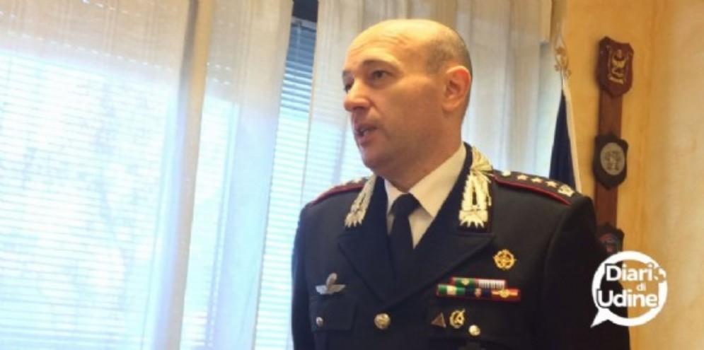 Carabinieri: Zearo lascia Udine. Andrà allo Stato maggiore della Difesa