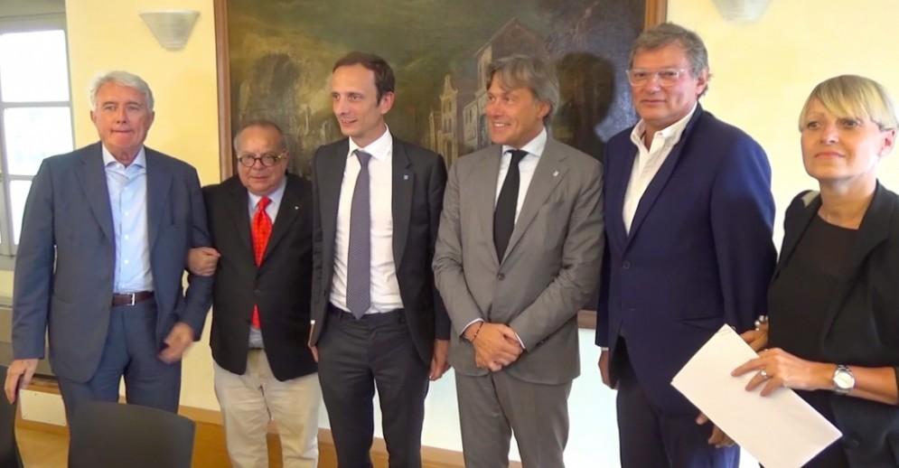 Si riunisce il nuovo consigliodella Camera di Commercio di Pordenone-Udine