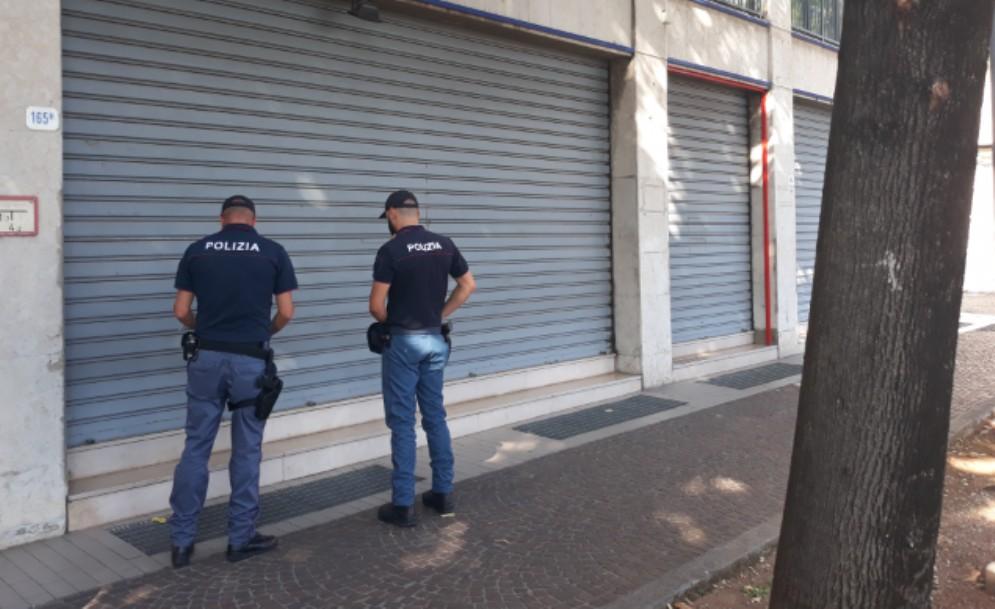 Luogo di ritrovo di pregiudicati: chiuso un bar in Borgo Stazione
