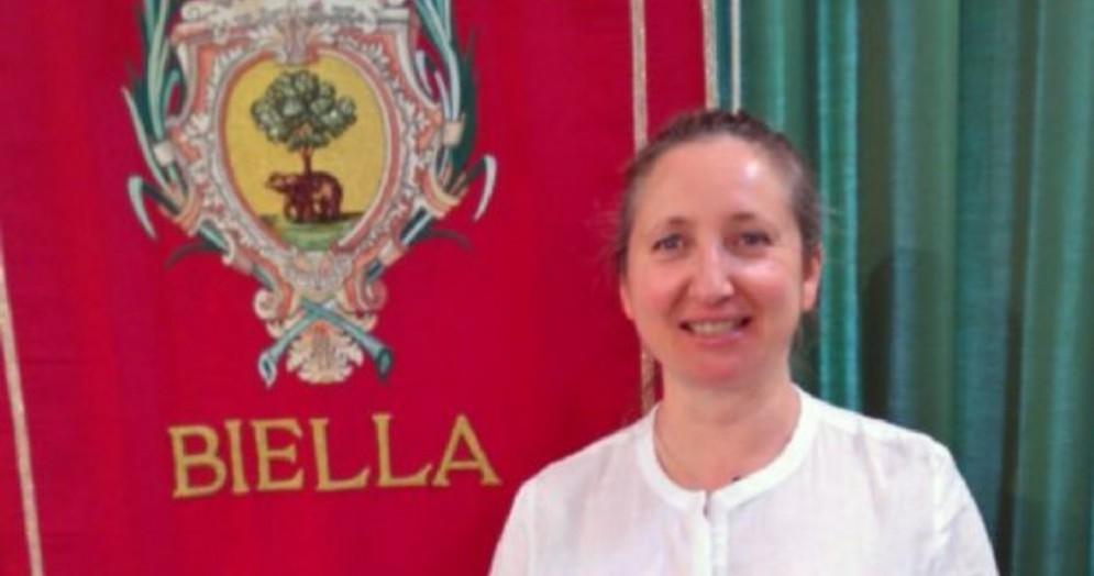 L'assessore Valeria Varnero