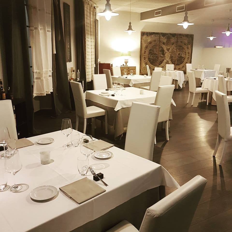 Interno del ristorante Regallo