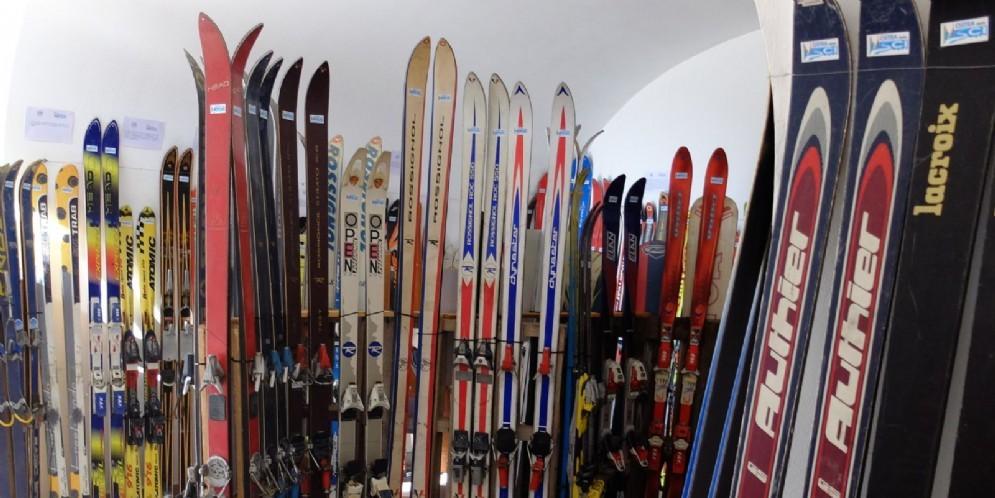 San Giovanni d'Andorno si prepara alla «Mostra dello sci»