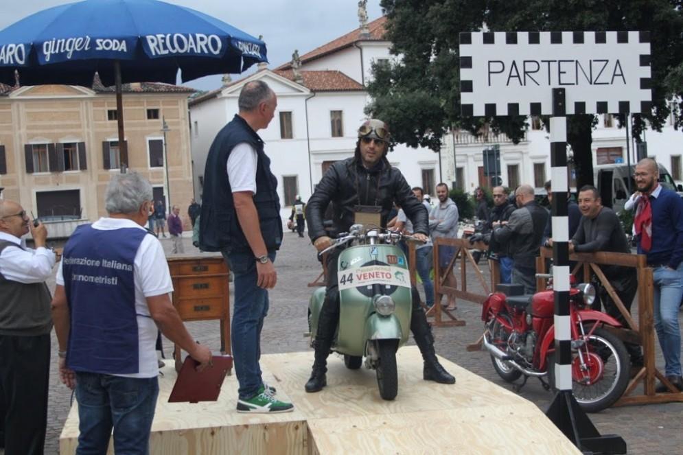 Tutto pronto per il via della seconda Audax del Friuli