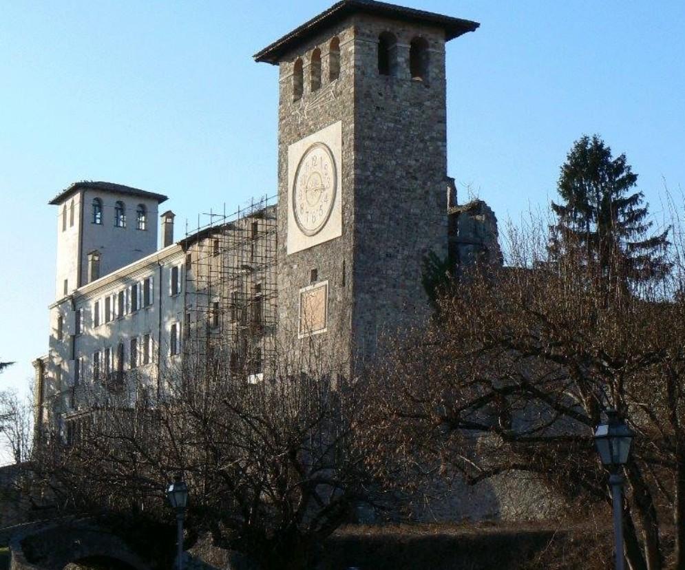 Castello di Colloredo di Montalbano