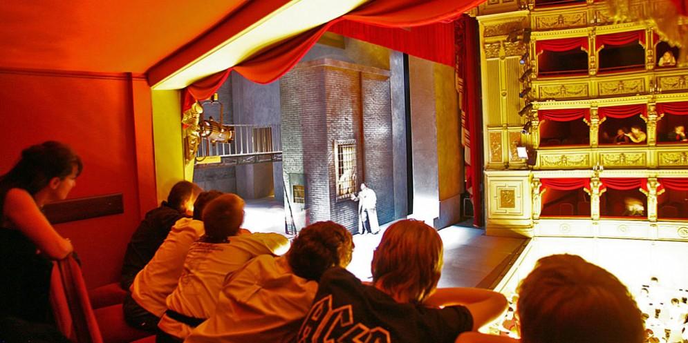 Teatro Verdi gratis per 1750 ragazzi
