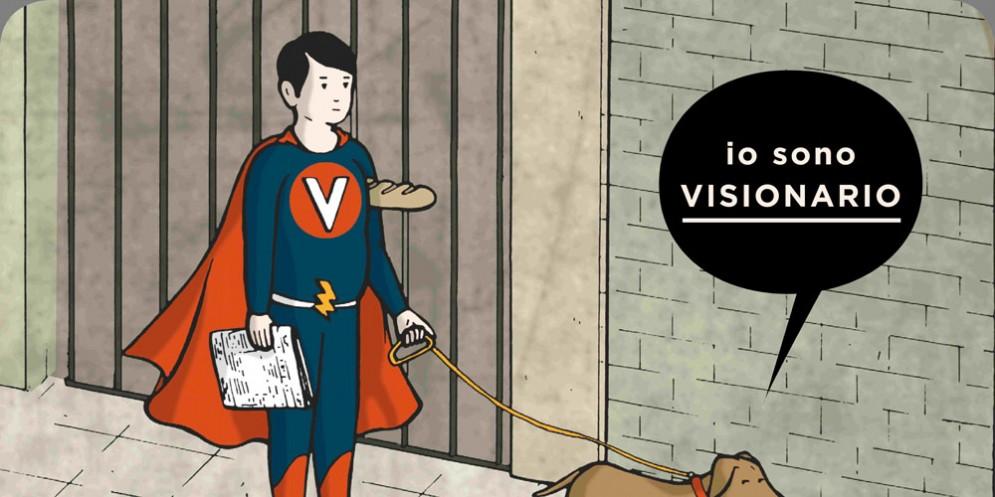 «Io sono Visionario»: al via il tesseramento 2019!