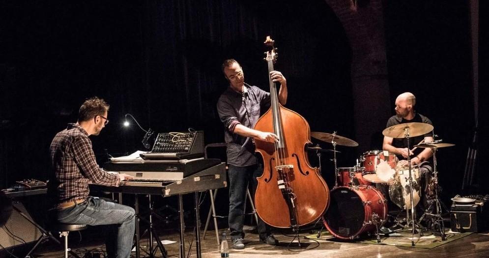 il gruppo Edna al Biella Jazz Club