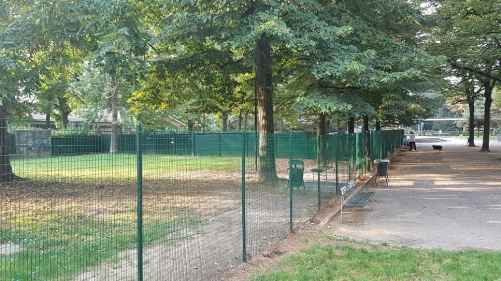 Dopo gli intoppi, l'apertura: l'area cani di  via Cercenasco è finalmente accessibile