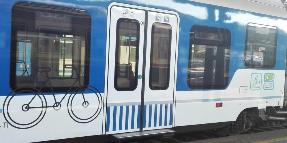 """Pordenone, nell'ambito della settimana della mobilità sostenibile arriva il """"Treno dello Sport"""""""