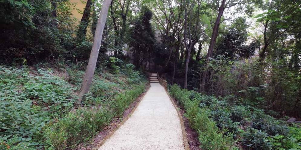 Trieste: aperto il percorso pedonale della campagna Prandi