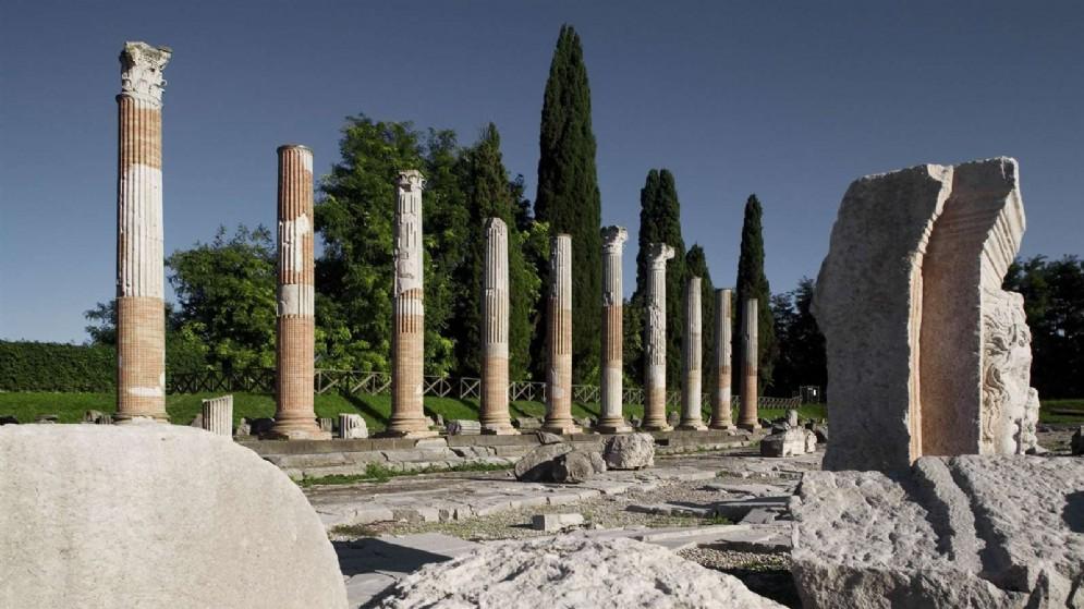 Aquileia tra i 34 siti Unesco presenti sulla piattaforma web di viaggio sostenibile