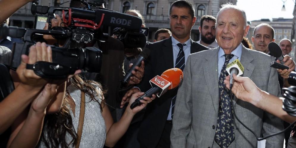Paolo Savona, ministro degli Affari Europei
