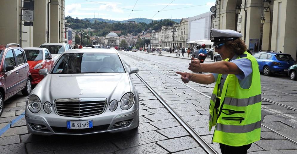 Domenica ecologica, a Torino controlli a raffica: multati decine di automobilisti