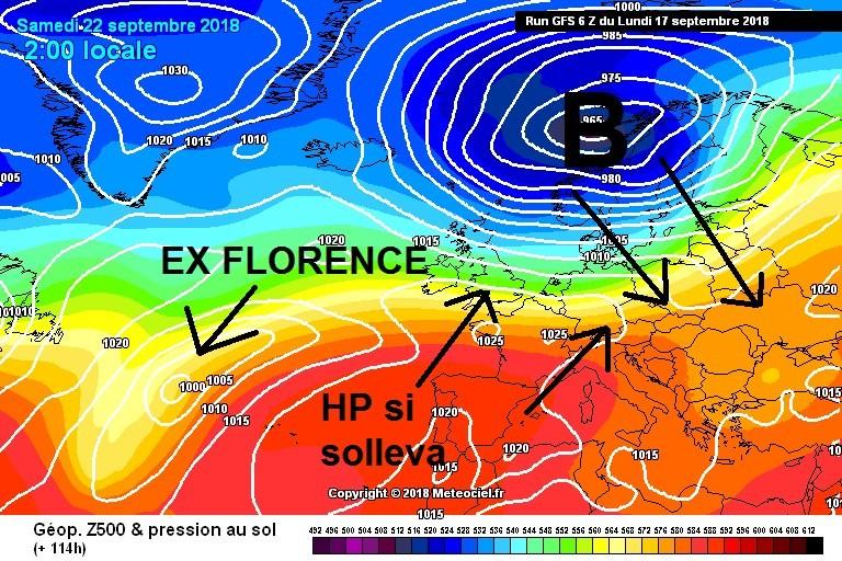 La spiegazione del rialzo delle temperature di Andrea Maccagno, dal gruppo Weather Report Centro Meteo Piemonte