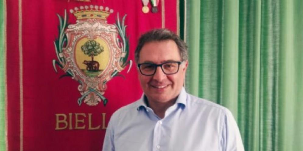 L'assessore al patrimonio Giorgio Gaido
