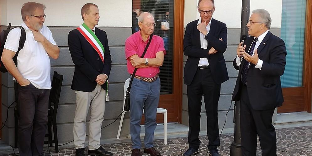 Inaugurazione Baolâr: la nuova Comunità-Alloggio a Villesse