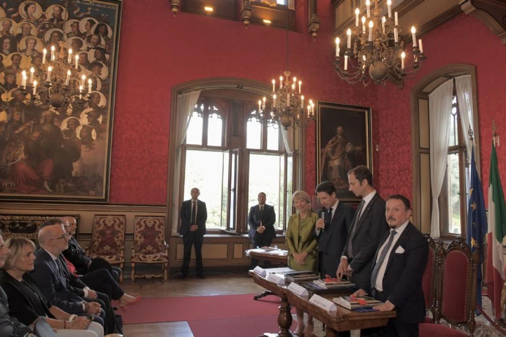 Firmato l'accordo per la disabilità tra Conte-Contessa e il sottosegretario Zoccano, insieme al governatore Fedriga