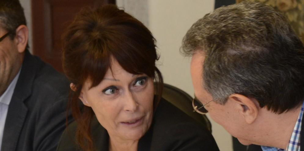 Assessore al Lavoro, Alessia Rosolen firma il protocollo d'intesa con le Agenzie per il lavoro