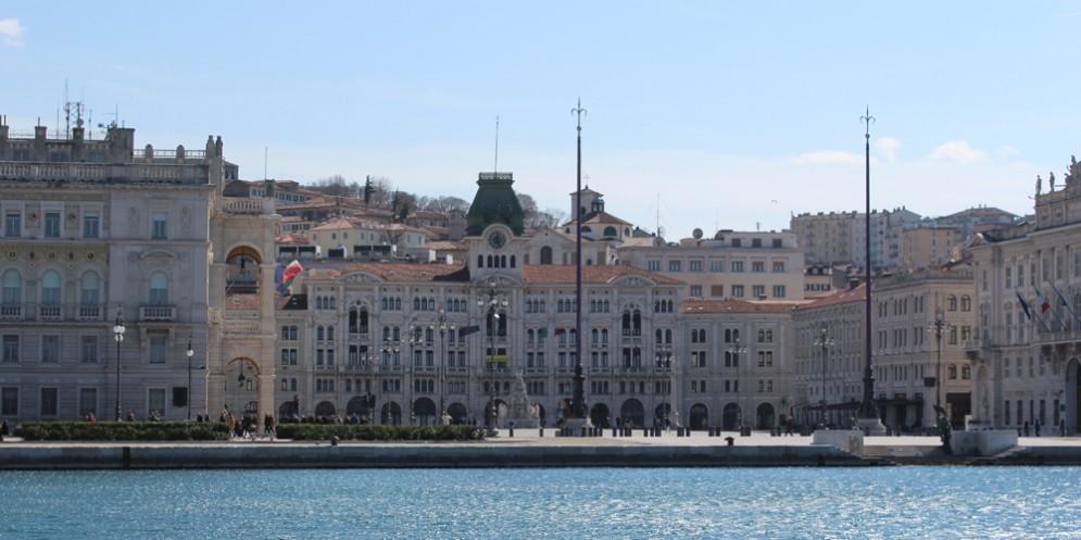 Trieste: un'emittente televisiva russa in città per un documentario