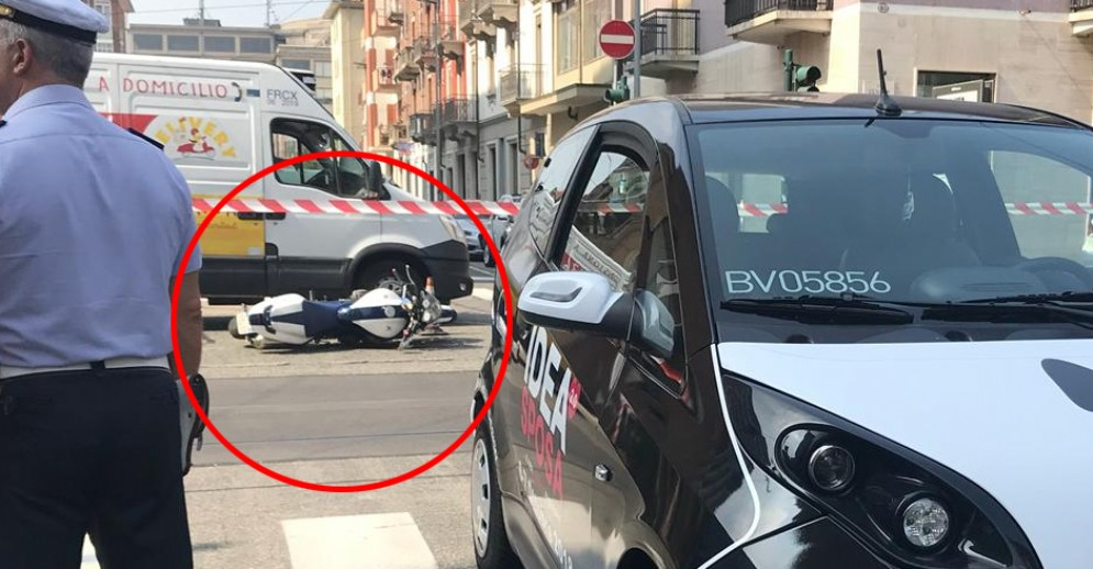 L'incidente di via Genova
