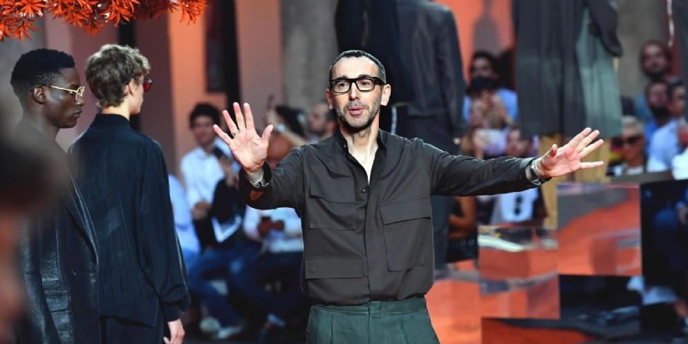 Alessandro Sartori, Direttore Artistico di Ermenegildo Zegna
