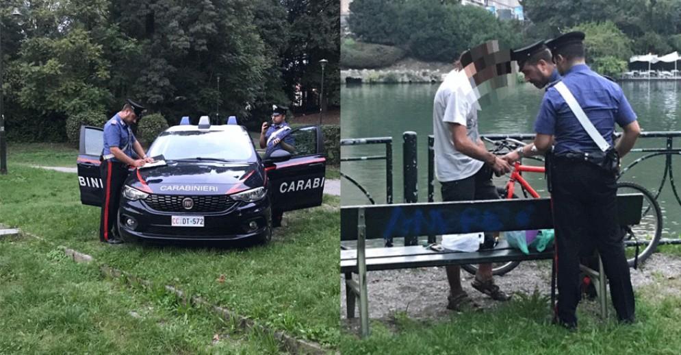 Dal Valentino al Ruffini, carabinieri a caccia di pusher nei parchi della città