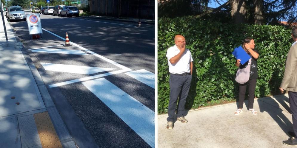 Più sicurezza nel quartiere attorno all'ospedale di Udine