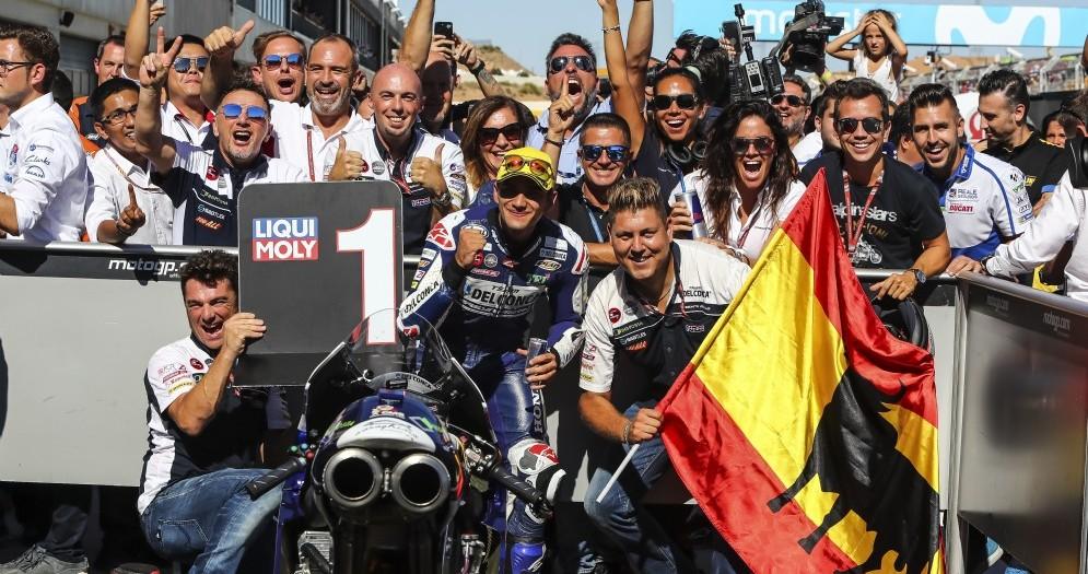Martin vola ad Aragon: 6ª vittoria stagionale