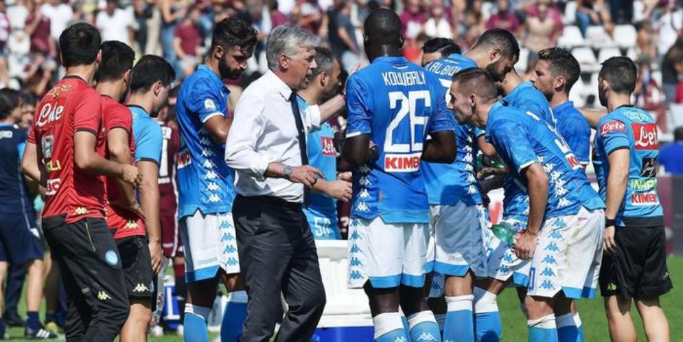 Torino-Napoli finisce 1-3, doppietta di Insigne