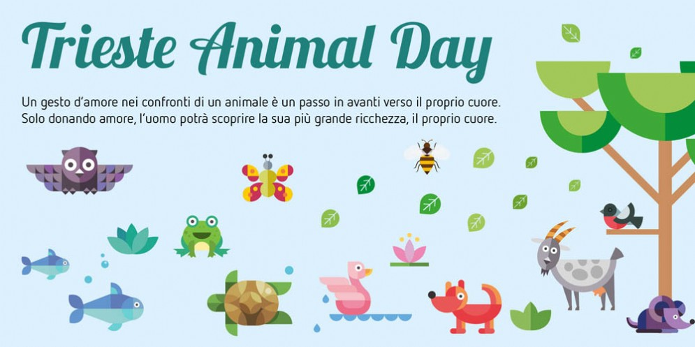 Trieste: nuova edizione per il 'World animal day'