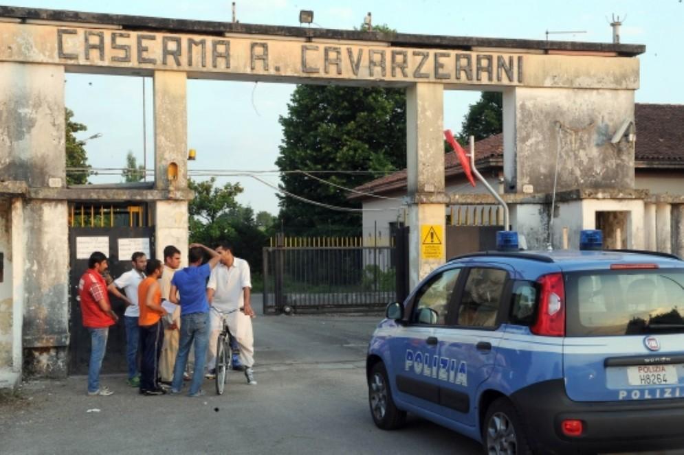 Caserma Cavarzerani