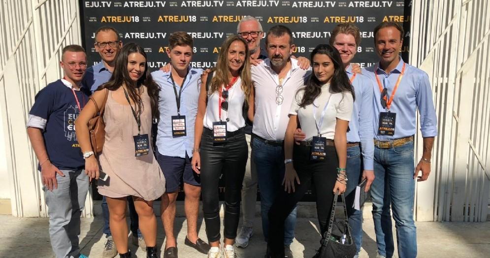 Fratelli d'Italia Biella a Roma per Atreju