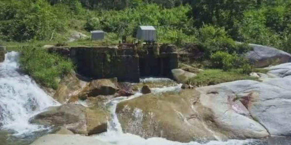 Mazzolini (Lega): «Basta sfruttare i corsi d'acqua della montagna»
