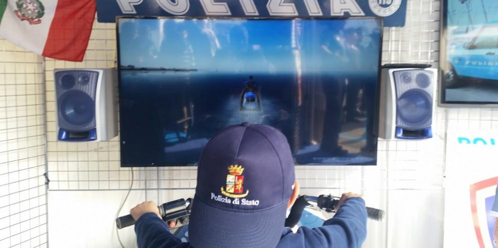 Polizia: importante spazio espositivo istituzionale alla Barcolana