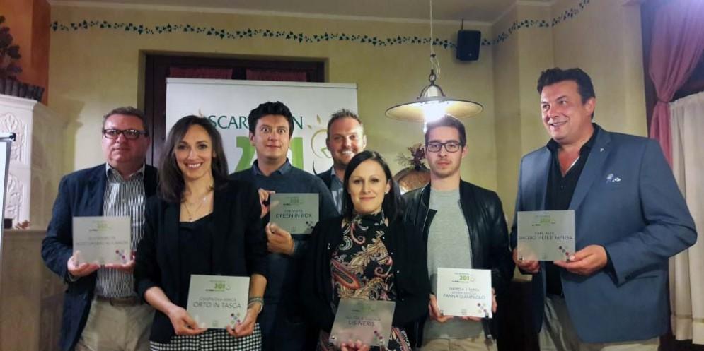 Coldiretti Fvg: consegnati i premi Oscar Green dell'agricoltura giovane