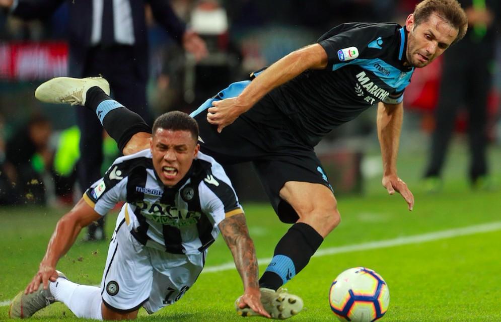 L'Udinese si sveglia tardi: al Friuli passa la Lazio
