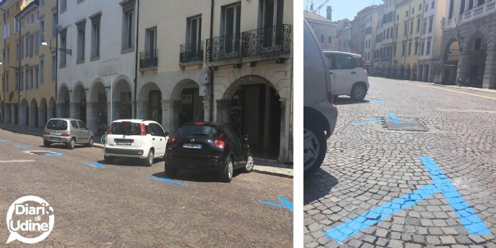 Via Mercatovecchio, per le opposizioni la riapertura alle auto «è stato un fallimento»