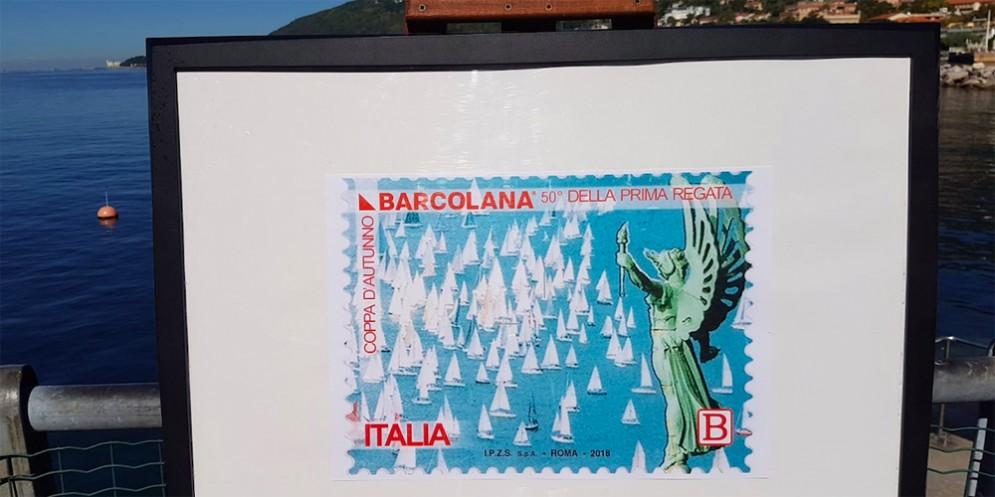Barcolana: presentato il francobollo celebrativo