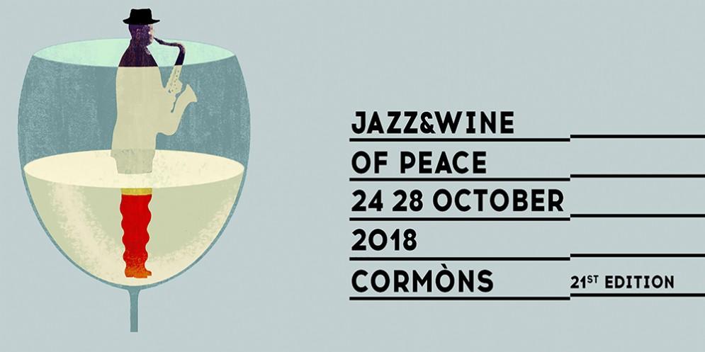 Jazz & Wine of Peace 2018, in arrivo a Cormòns la 21°edizione