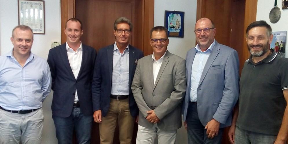 Valle Goppion e turismo museale al centro dell'incontro tra amministrazione e Confartigianato Gorizia