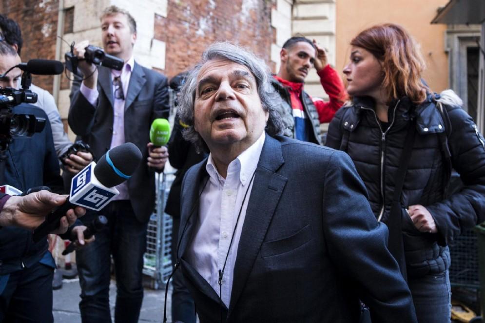 Il deputato di Fi, Renato Brunetta