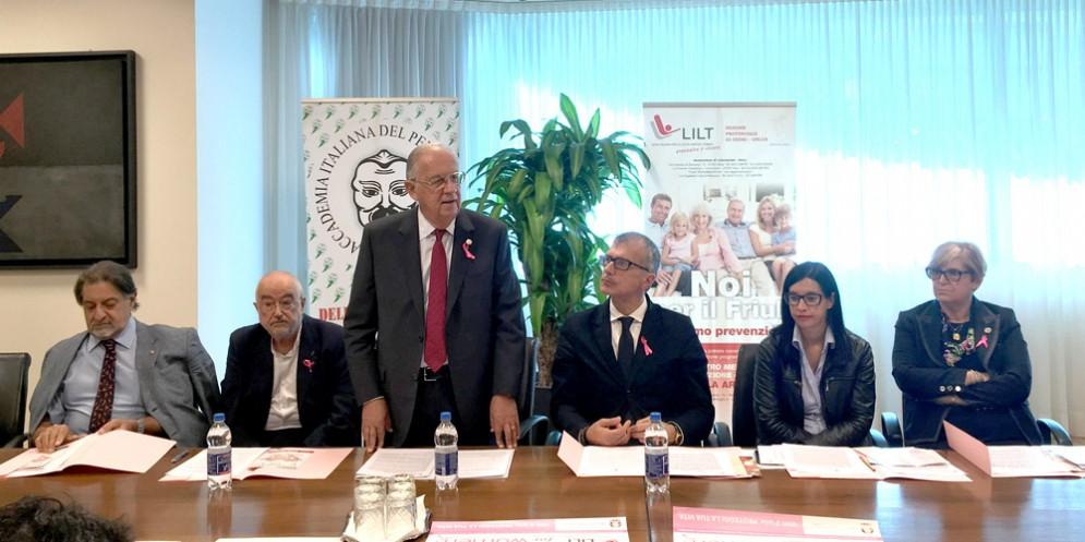 'Ottobre rosa e… piccante': nuovo appuntamento con il mese della prevenzione oncologica