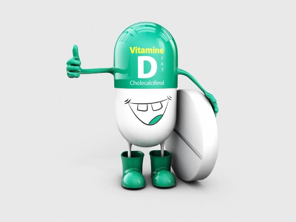 La vitamina D previene l'obesità?