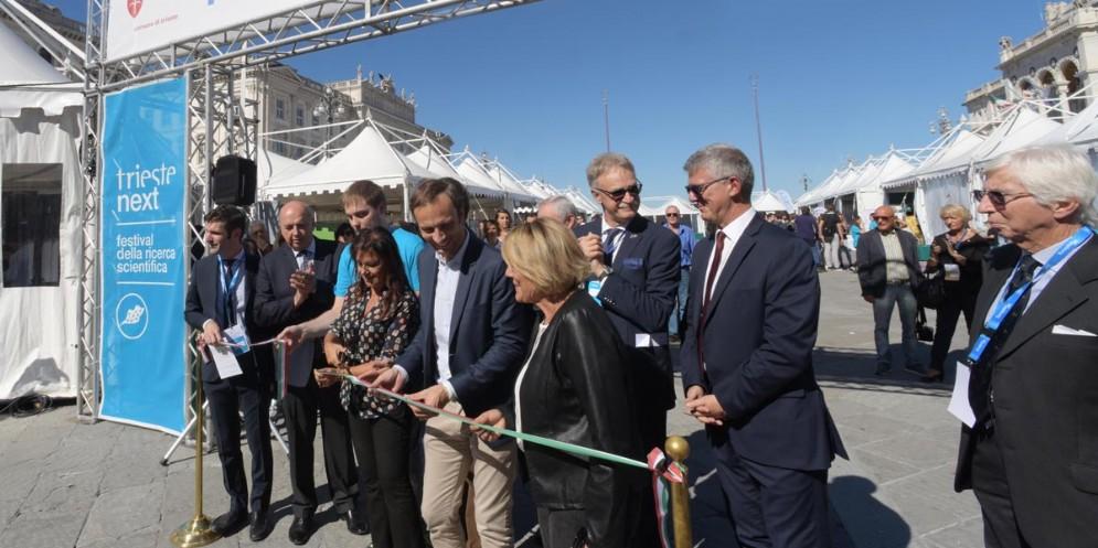 Ricerca, Fedriga: «Trieste Next divulga scienza a giovani e cittadini»