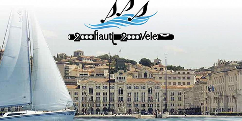 '2000 flauti 2000 vele':  il concerto di flauti traverso più grande del mondo va in scena a Trieste