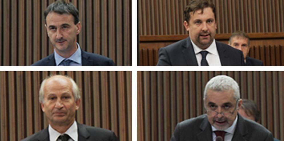 In Regione entrano 4 nuovi consiglieri